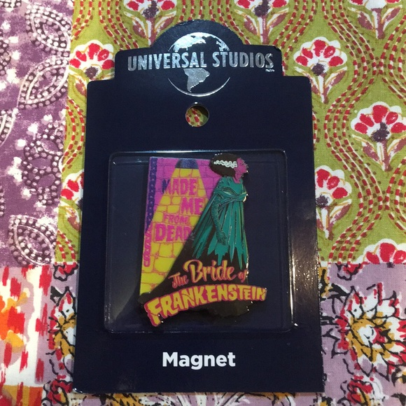 Universal Studios Other - The Bride of Frankenstein Magnet